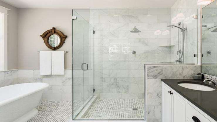 Naples-style Luxurious Bathrooms