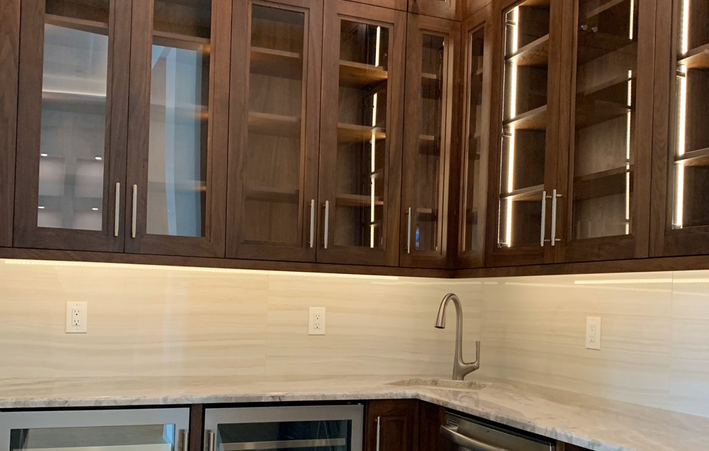 The importance of using under-cabinet lighting